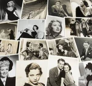 LEADING ACTORS AND ACTRESSES IMAGE ARCHIVE VI