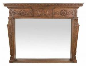 NEOCLASSICAL STYLE MIRROR