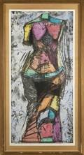 JIM DINE AMERICAN B 1935 THE OIL OF GLADNESS