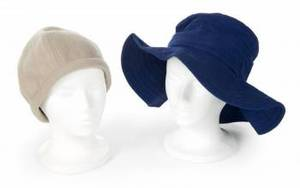 GRETA GARBO PAIR OF HATS