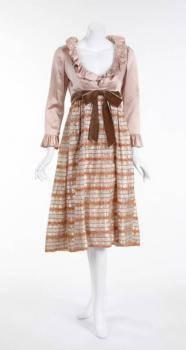 ELIZABETH TAYLOR ARTHUR DOUCETTE COCKTAIL DRESS