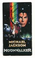 MICHAEL JACKSON SIGNED VHS