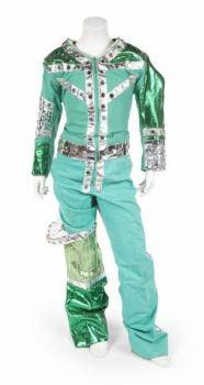 JACKSON FIVE TELEVISION SERIES COSTUMES