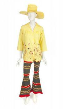 PHYLLIS DILLER MULTICOLORED WARDROBE PIECES