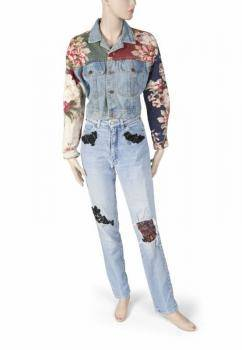BRITTANY MURPHY EARLY TSHIRTS JACKETS AND DENIM