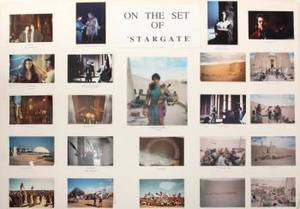 STARGATE COLLECTION OF PRODUCTION MATERIALS