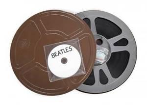 THE BEATLES CARTOON 16MM FILM