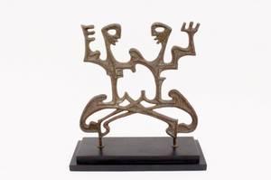 Frederick Weinberg Figural Sculpture
