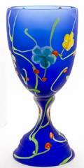 A Vetri Murano Glass Vase