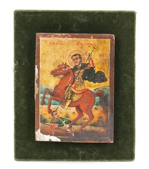 An Eastern European Icon