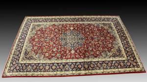 Hand Woven Persian Isfahan