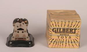 An AC Gilbert Motor