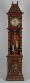 A Tall Case Clock