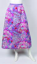 Shannon Rogers Quilted Hostess Skirt