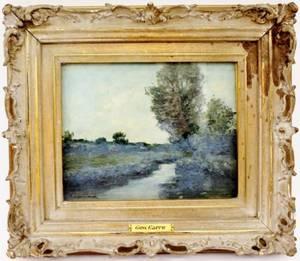 Georges Henri Carr Landscape