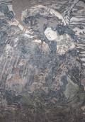 A Chinese Fresco Panel of Guanyin