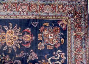 A Sarouk Rug North Persia