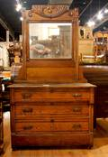 An Eastlake Chest of Drawers