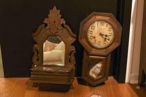 An American Regulator Clock