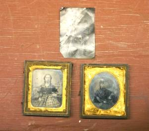 Six Early Photographs