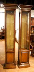 A Pair of Vitrine Cabinets