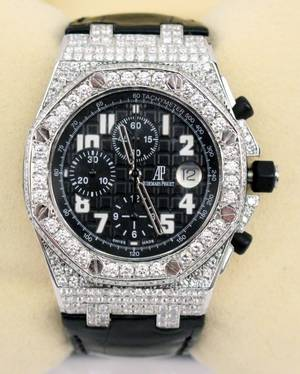 Audemars Piguet Mens Royal Oak Offshore Watch