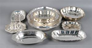A Collection of Silver and Silverplate Articles