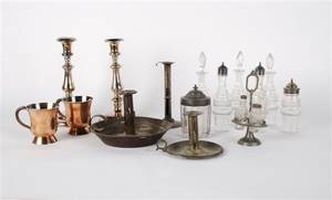 A Collection of Decorative Table Articles