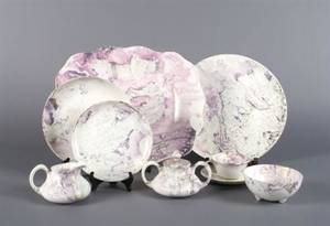 A Partial Set of Sascha Brastoff Ceramics