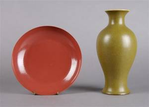 A Group of Two Chinese Porcelain Vessels