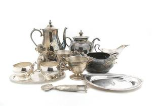 A Collection of Silverplate Articles