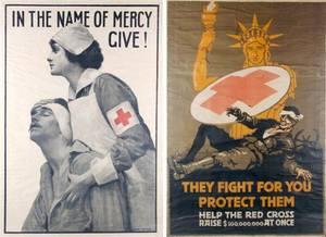 Two World War II Propaganda Posters