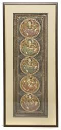 A Burmese Tapestry