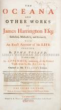 HARRINGTON JAMES