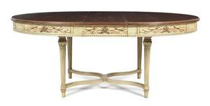 A Louis XVI Style Extension Dining Table