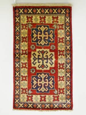 Hand Woven Kazak Rug