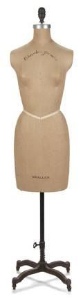 A Charles James Smaller Dress Form