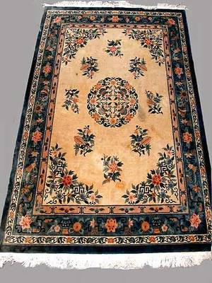 128 Peking Design Oriental Carpet