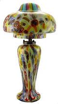 100 Unusual Murano Millefiori Lamp