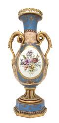 A Paris Porcelain Vase
