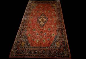 192 Semi Antique Sarouk Carpet