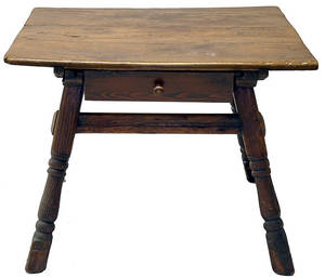 240 English 19th Century Table