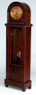 264A Art Deco Style European Grandfather Clock