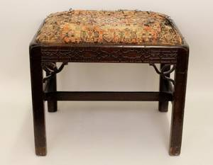 Early Chippendale Bench
