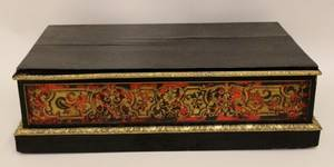 19th C Boulle Work Stand