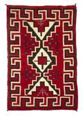 A Navajo Weaving Ganado