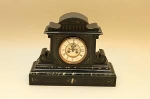Marble Mantle Clock