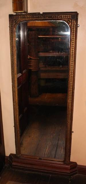 Gold Gilt Pier Mirror