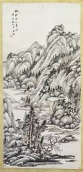 A Chinese Scroll Painting After Wang Jian 15981677