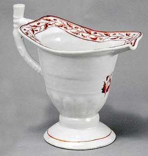 388 18th Century Chinese Export Porcelain Gravy Boat